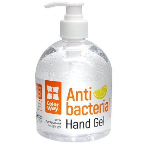 Фото Гель ColorWay Anti-bacterial Hand Gel 500ml (CW-3950)