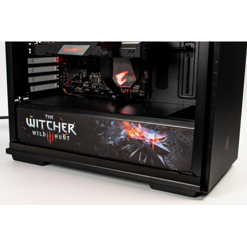Фото Магнитные накладки EVOLVE Magnetic Skin 3pcs for Deepcool MACUBE 310 The Witcher Edition
