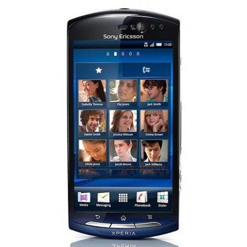 Фото Мобильный телефон Sony Ericsson MT11i Xperia neo V Blue Gradient