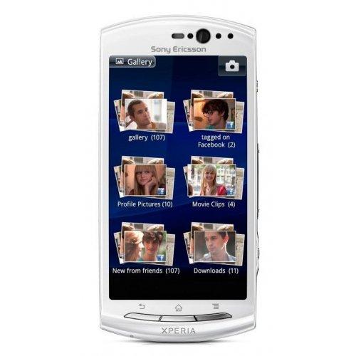Фото Мобильный телефон Sony Ericsson MT11i Xperia neo V White