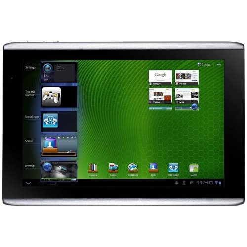 Фото Планшет Acer Iconia Tab A501 16GB