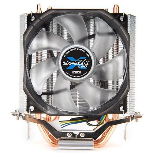 Фото Система охлаждения Zalman CNPS7X LED+ Blue