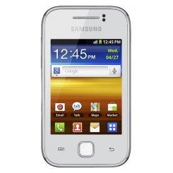 Фото Смартфон Samsung Galaxy Y S5360 Pure White