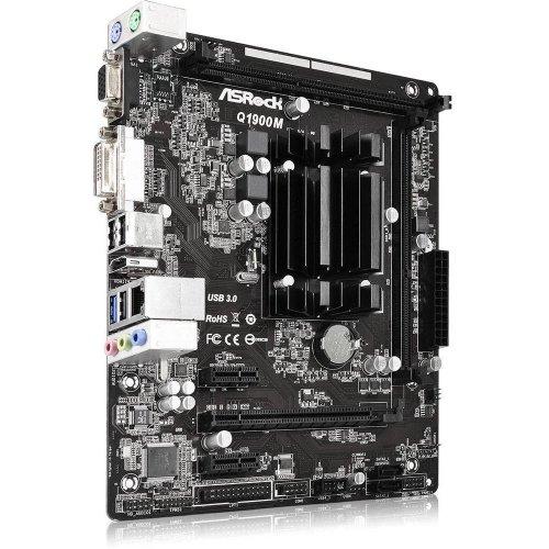 Фото Материнская плата AsRock Q1900M (Intel J1900)