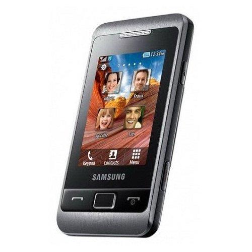 Фото Мобильный телефон Samsung C3330 Champ 2 Metallic Silver