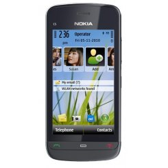 Фото Мобильный телефон Nokia C5-06 Graphite