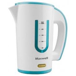 Фото Электрочайник Maxwell MW-1030 Blue