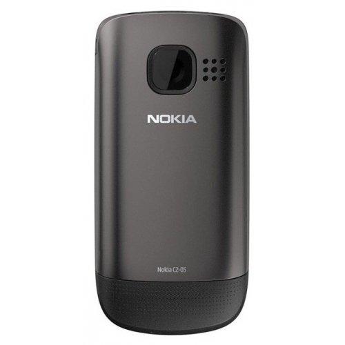 Фото Мобильный телефон Nokia C2-05 Dark Grey