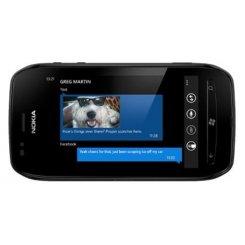 Фото Смартфон Nokia Lumia 710 Black