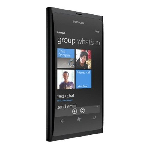 Фото Смартфон Nokia Lumia 800 Matt Black
