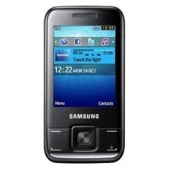 Фото Мобильный телефон Samsung E2600 Black