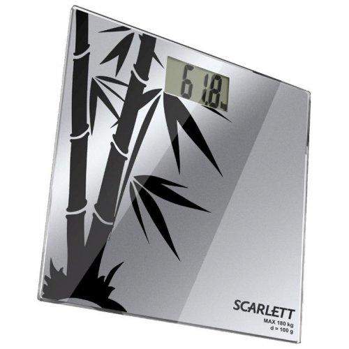 Фото Весы напольные Scarlett SC-218R Silver