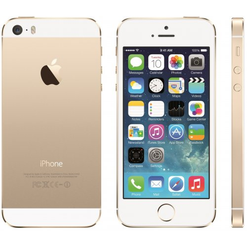 Фото Смартфон Apple iPhone 5s 16GB Gold