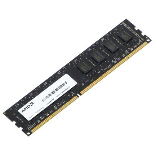 Фото ОЗУ AMD DDR3 4GB 1600Mhz (R534G1601U1S-UOBULK)