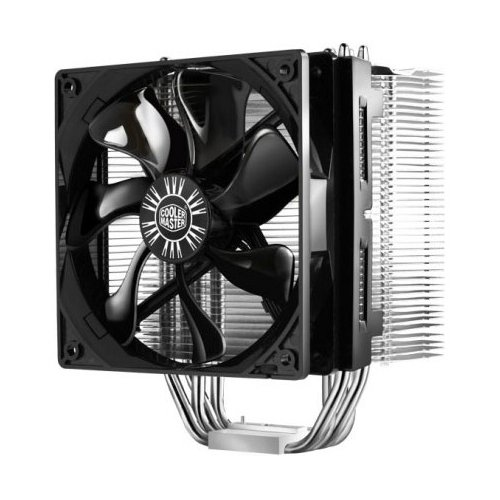 Фото Система охлаждения Cooler Master Hyper 412S (RR-H412-13FK-R1)