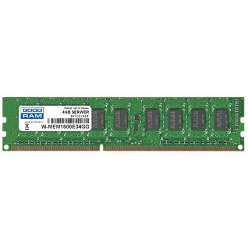 Фото ОЗУ GoodRAM DDR3 4GB 1600MHz (W-MEM1600E34GG)