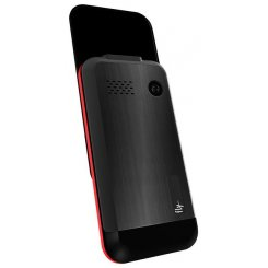 Фото Мобильный телефон Fly MC220 Duos Black Red