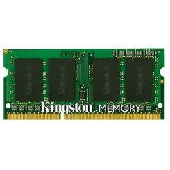 Фото ОЗУ Kingston SODIMM DDR3 2GB 1600 MHz (KVR16LS11S6/2)