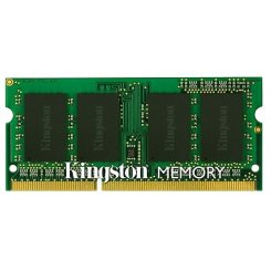Фото ОЗУ Kingston SODIMM DDR3 4GB 1333MHz (KVR13S9S8/4)