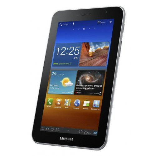 Фото Планшет Samsung P6200 Galaxy Tab 7.0 Plus Metallic Grey