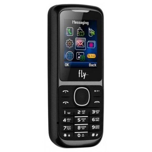 Фото Мобильный телефон Fly DS167 Grey-Black
