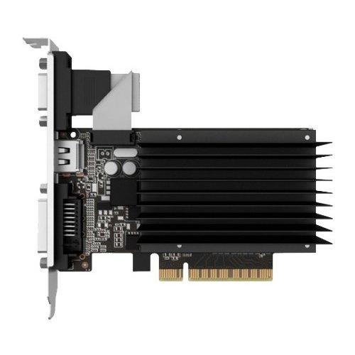 Фото Видеокарта Palit GeForce GT 730 2048MB (NEAT7300HD46-2080H)