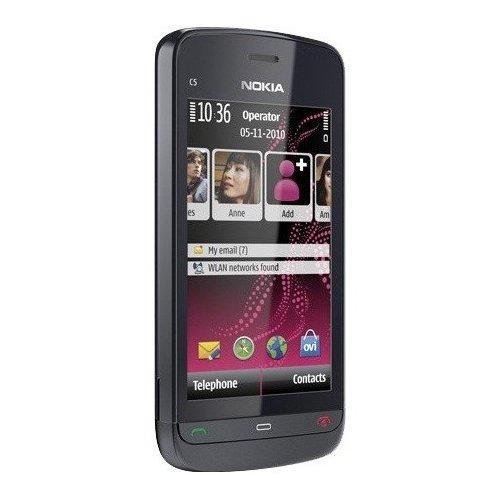 Фото Мобильный телефон Nokia C5-06 Black illuvial