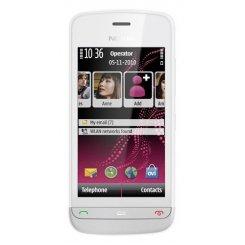 Фото Мобильный телефон Nokia C5-06 White illuvial