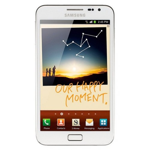 Фото Смартфон Samsung N7000 Galaxy Note Ceramic White