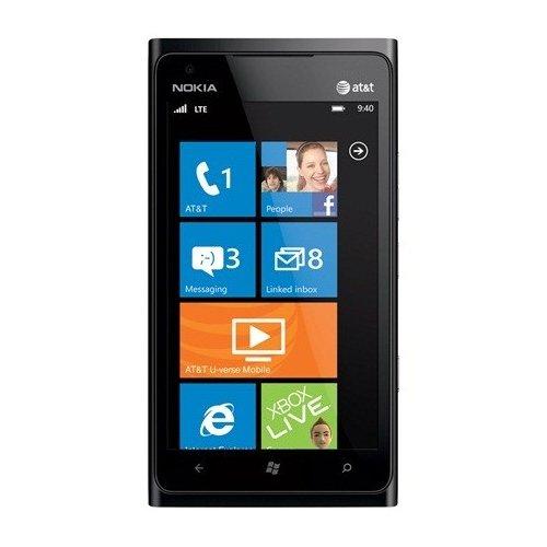 Фото Смартфон Nokia Lumia 900 Black