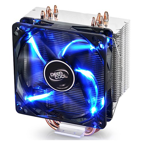 Фото Deepcool GAMMAXX 400 LED Blue