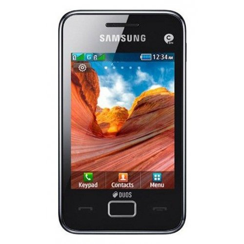 Фото Мобильный телефон Samsung Star 3 Duos S5222 Modern Black