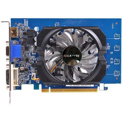 Фото Видеокарта Gigabyte Geforce GT 730 2048MB (GV-N730D5-2GI)