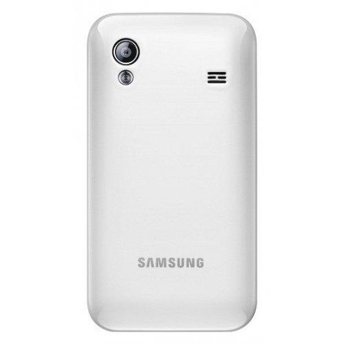 Фото Смартфон Samsung Galaxy Ace S5830i Pure White