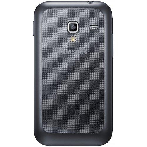 Фото Смартфон Samsung Galaxy Ace Plus S7500 Dark Blue