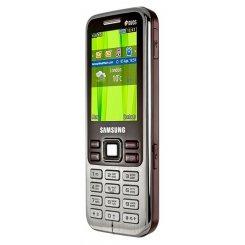 Фото Мобильный телефон Samsung C3322 Duos Wine Red