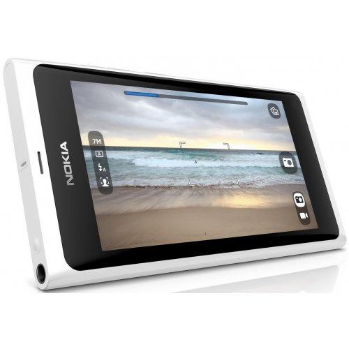 Фото Мобильный телефон Nokia N9 64GB White