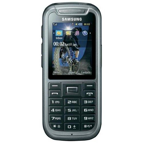 Фото Мобильный телефон Samsung C3350 Xcover2 Steel Grey