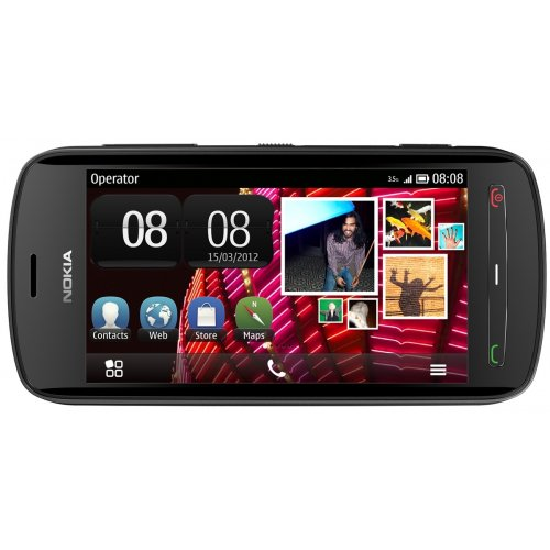 Фото Мобильный телефон Nokia 808 PureView Black