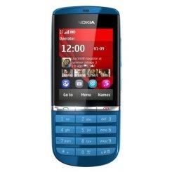 Фото Мобильный телефон Nokia Asha 300 Blue