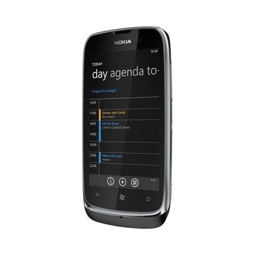 Фото Смартфон Nokia Lumia 610 Black