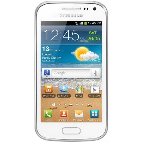 Фото Смартфон Samsung Galaxy Ace 2 I8160 White
