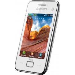 Фото Мобильный телефон Samsung Star 3 Duos S5222 Pure White
