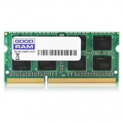 Фото ОЗУ GoodRAM SODIMM DDR3 2GB 1600MHz (GR1600S3V64L11/2G)