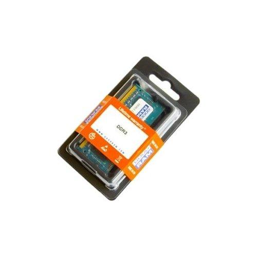 Фото ОЗУ GoodRAM SODIMM DDR3 4GB 1333MHz (W-AMM13334G)