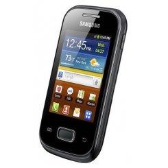 Фото Смартфон Samsung Galaxy Pocket S5300 Black