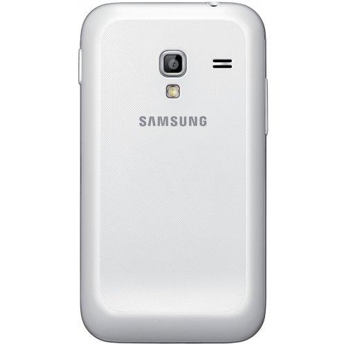 Фото Смартфон Samsung Galaxy Ace Plus S7500 Chic White