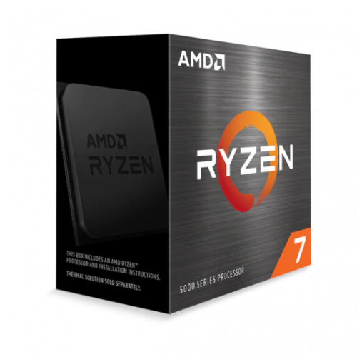Фото Процессор AMD Ryzen 7 5800X 3.8(4.7)GHz 32MB sAM4 Box (100-100000063WOF)