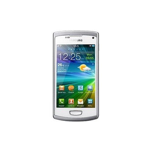 Фото Мобильный телефон Samsung S8600 Wave III White Silver