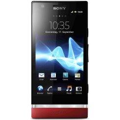 Фото Смартфон Sony Xperia P LT22i Red